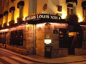 Paris: Dinner at Relais Louis