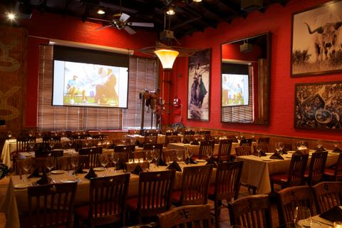 Private dining rooms Dallas