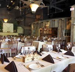 Dining room at YO anch