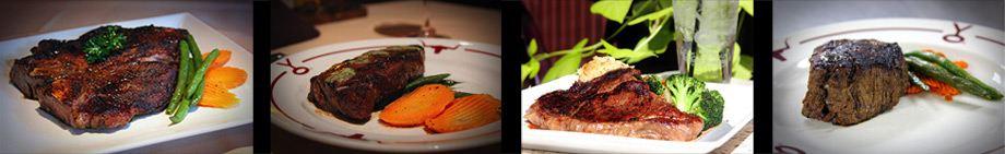 Menu Items for YO Ranch Steakhouse