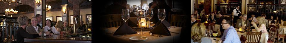 Ambiance at YO Ranch Steakhouse