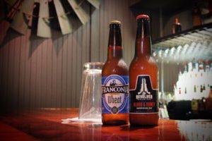 Texas Beers at YO Ranch Steakhous