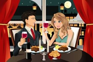 Celebrate Valentine's at the Y.O. Steakhouse