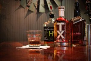 Texas Whiskeys at YO