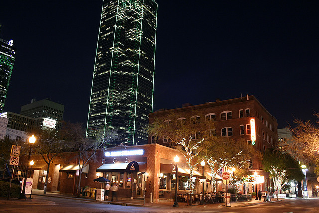 Stop By Your Downtown Steakhouse During Dallas Christmas Events