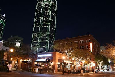 Dallas Downtown Restaurant