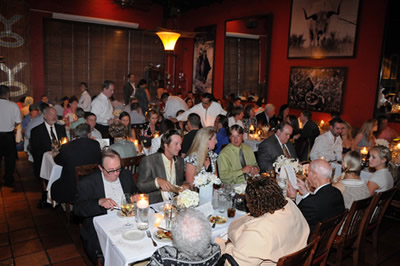 Exotic Wild Game Matched with Elegant Dallas Meeting Rooms