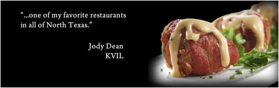 Dallas Restaurant Jody Dean Review