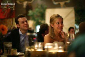 MOLLY + STEVEN Rehearsal Dinner - Kristen Bednarz Photography