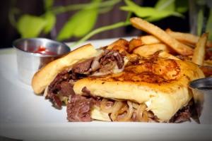 YO Prime Rib Sandwich