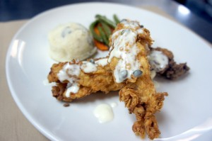 Chicken Fried Lobster
