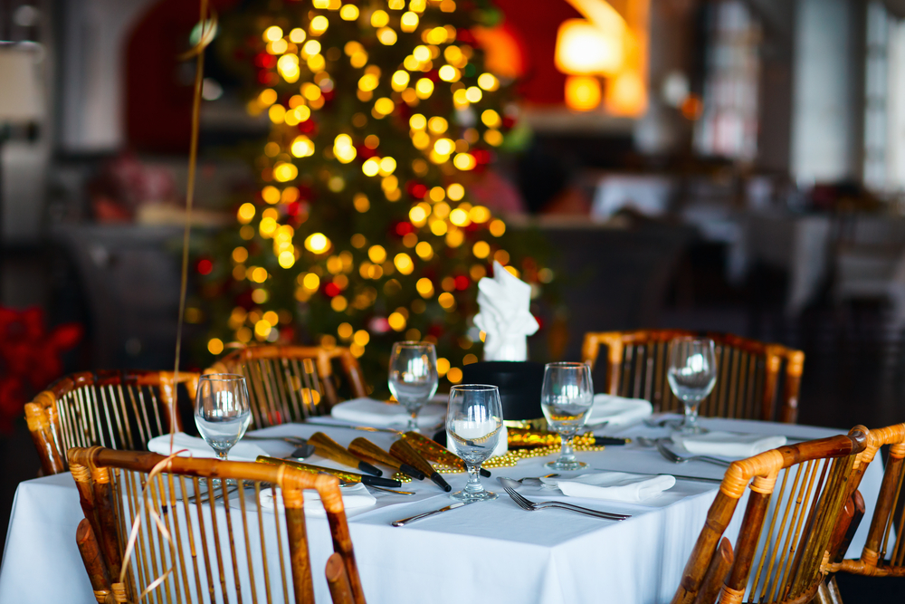 Dallas Restaurant Christmas Events