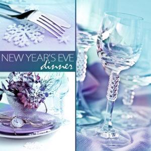 steakhouse new years eve menu