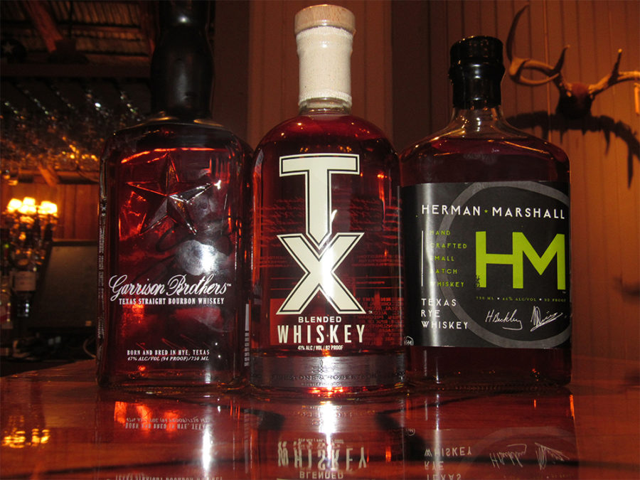 Discover True Texas Whiskey at Your Dallas Steakhouse