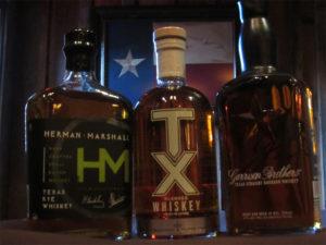 Dallas Restaurant Local Texas Whiskey