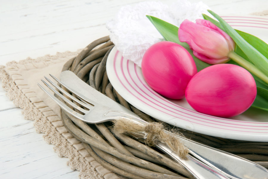 Enjoy Easter Brunch in Downtown Dallas