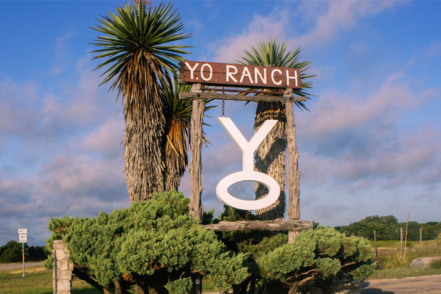 The Y.O. Ranch in Mountain Home Texas