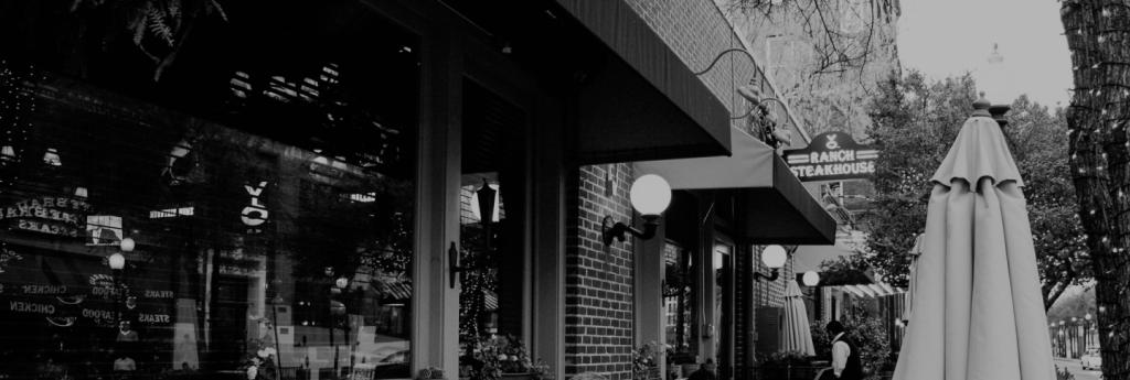 Y.O. Steakhouse Chef Proprietor, Tony Street