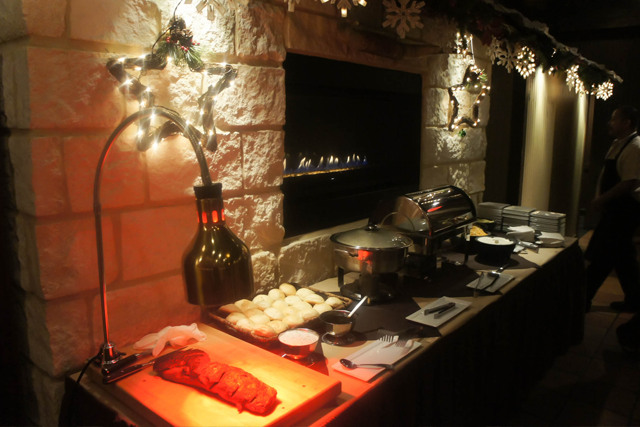 Holiday Parties at Y.O. Steakhouse