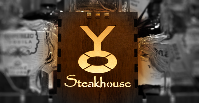Y.O. Steakhouse - A Texas Brand since 1880