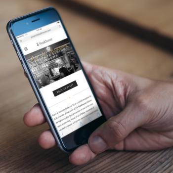 Dallas Steakhouse New Website