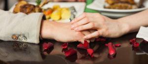 romantic dinner at dallas steakhouse