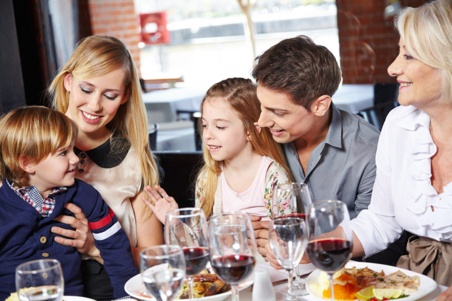 Treating Your Teachers to a Pre-School Year Luncheon