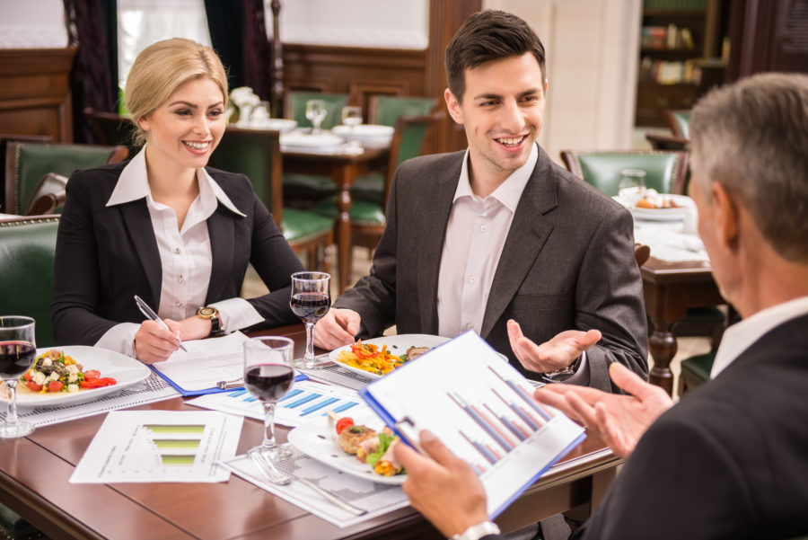 How To Have A Successful Work Lunch Meeting