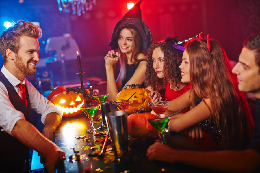 How To Host an Adult Halloween Party