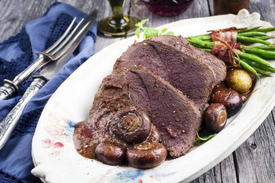Spring is the Season for Wild Game Dining in Dallas