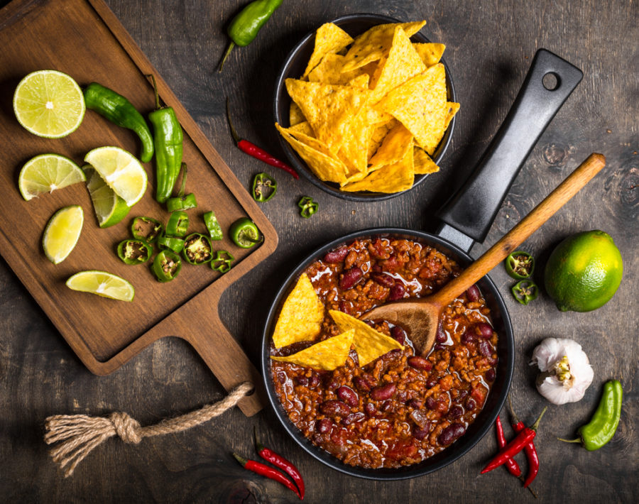 The History of Texas Chili