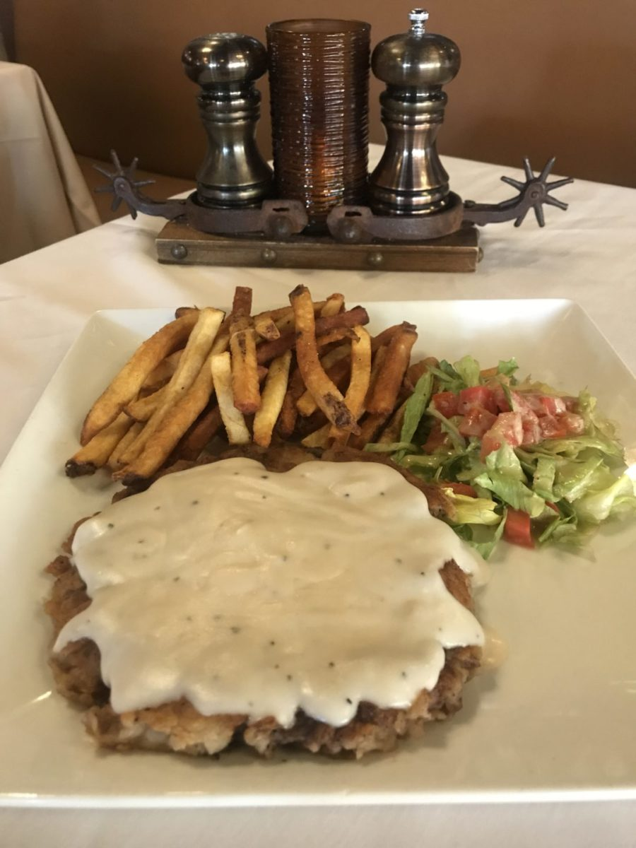 Vote for Y.O. Ranch Steakhouse' Chicken Fried Steak