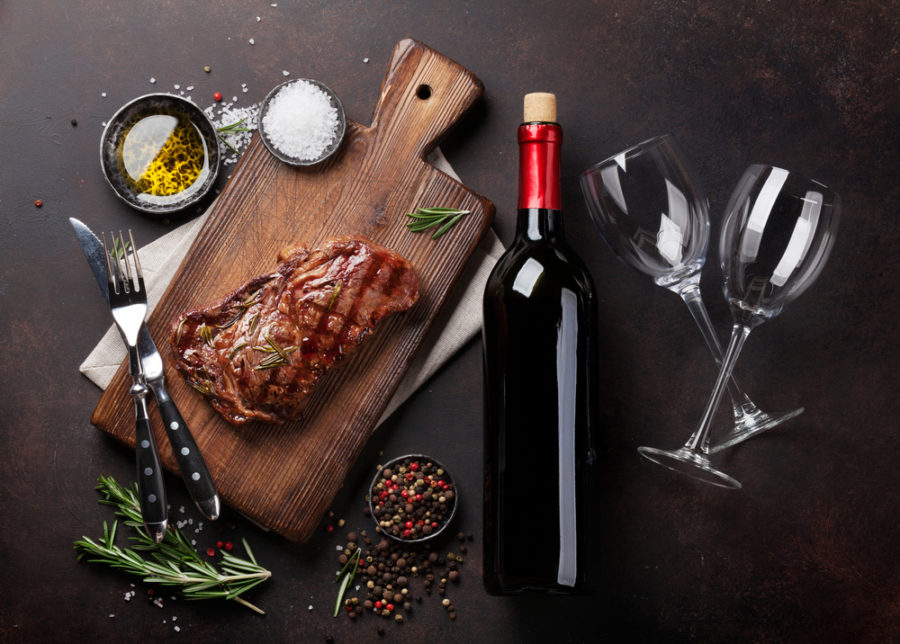 The Secret Between Wine Pairing and a Steak Dinner
