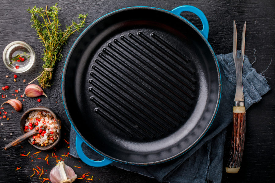 How to Expertly Season Your Cast-Iron Skillet
