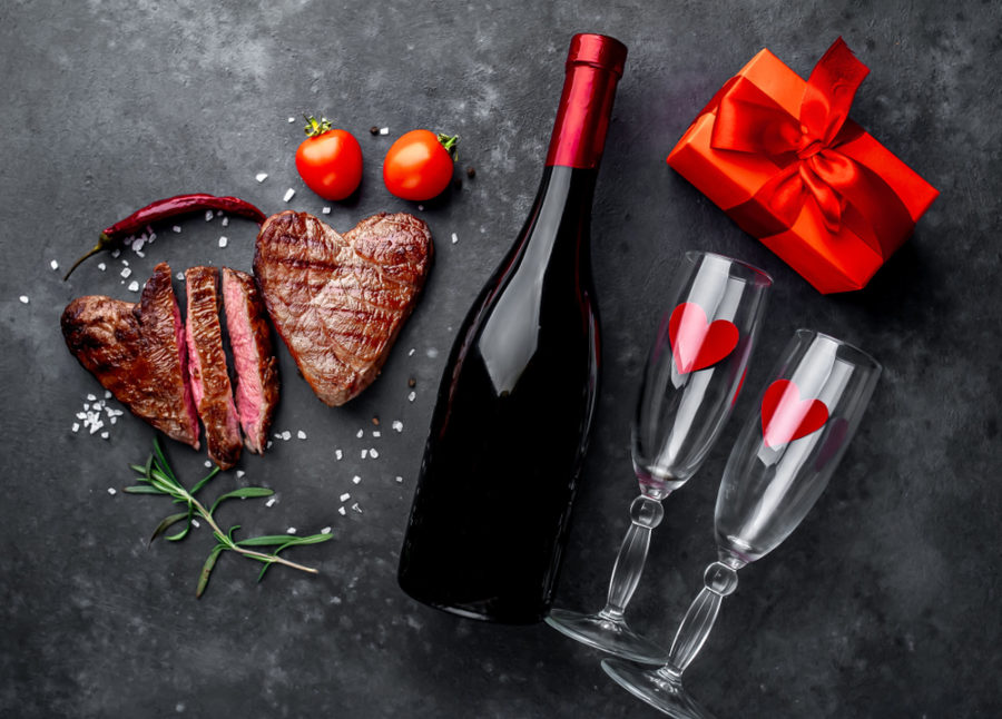 5 Reasons A Dallas Steakhouse Is A Romantic Valentine's Choice