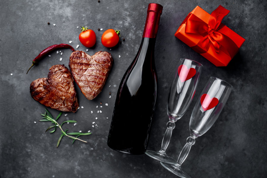 Fall in Love With a Filet This Valentine's Day