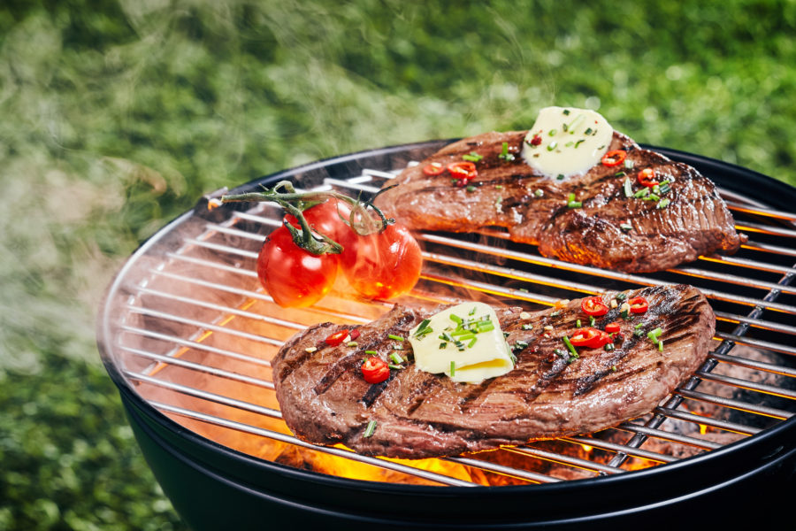 How to Safely Handle Your Steaks This Spring