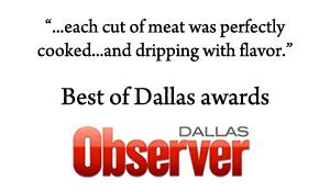 best restaurants in Dallas