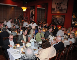 Banquet in Dallas: YO Steakhouse in Dallas Banquet Rooms The Lodge