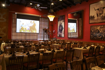 Dallas Meeting Rooms at the Y.o. Steakhouse in Dallas