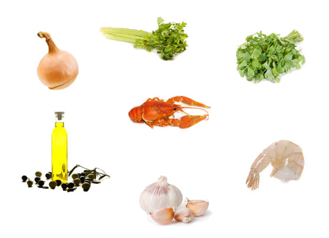Shrimp and Lobster Bisque Recipe